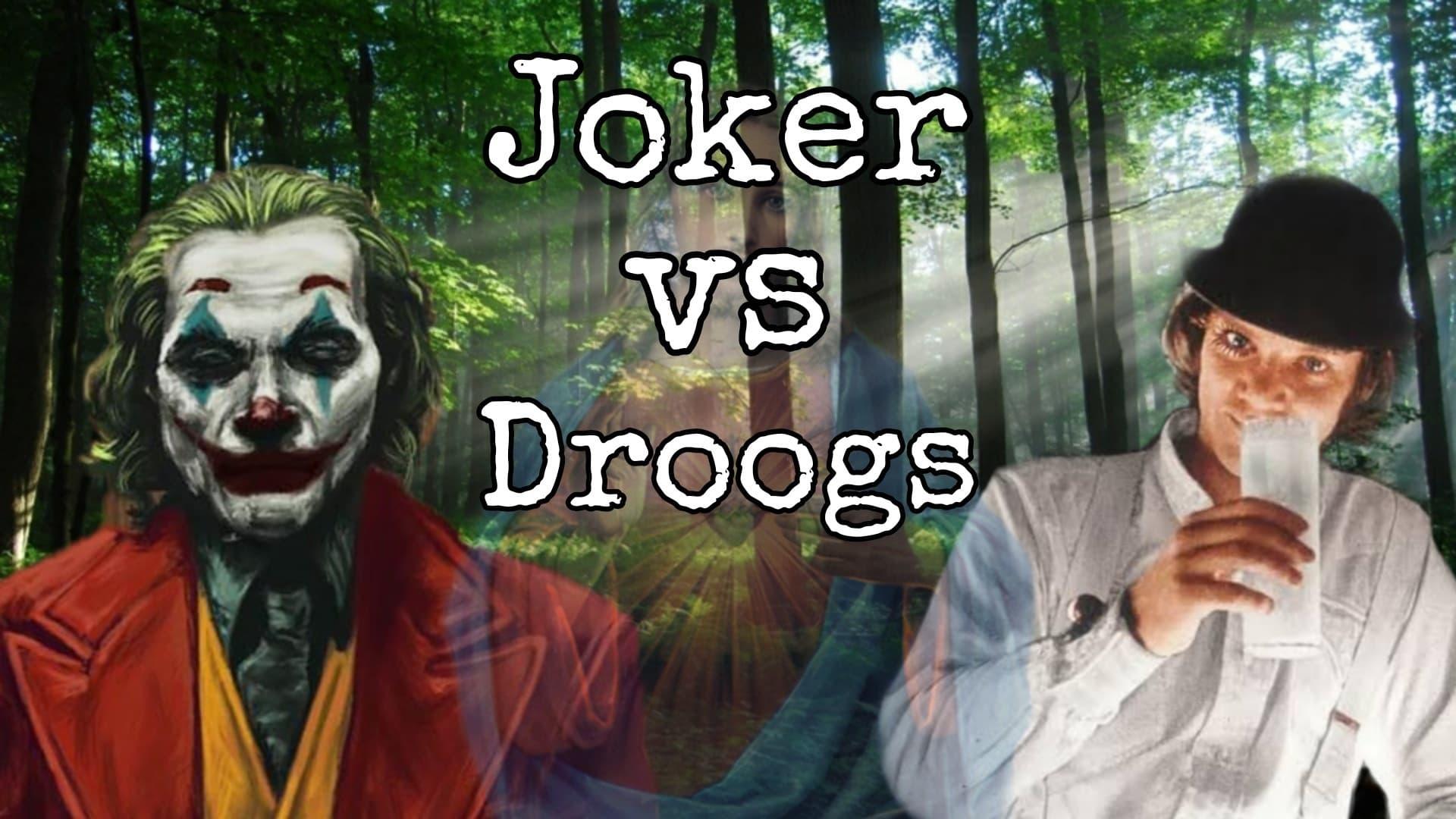 Joker Vs Droogs