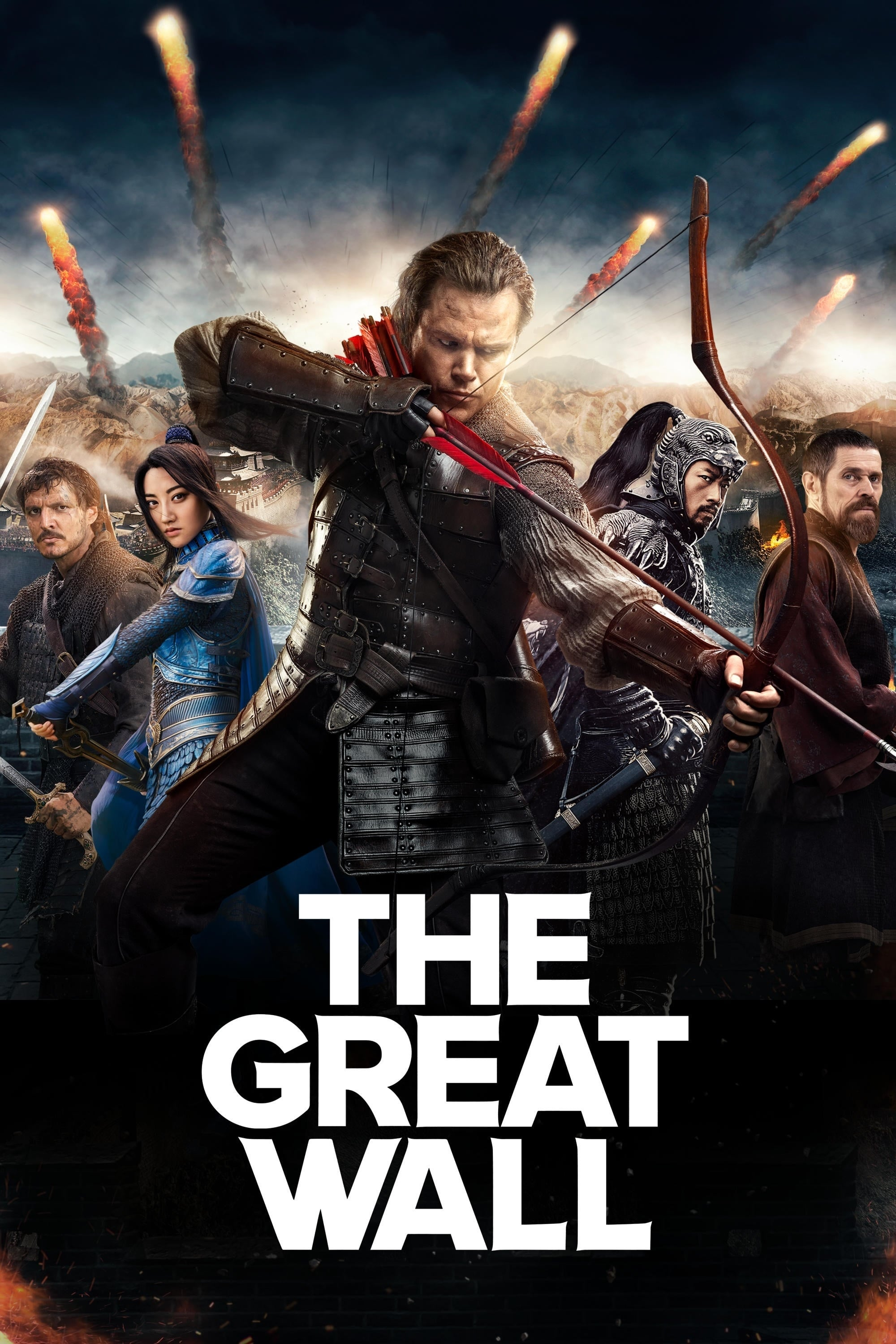 The Great Wall Stream Hd Filme