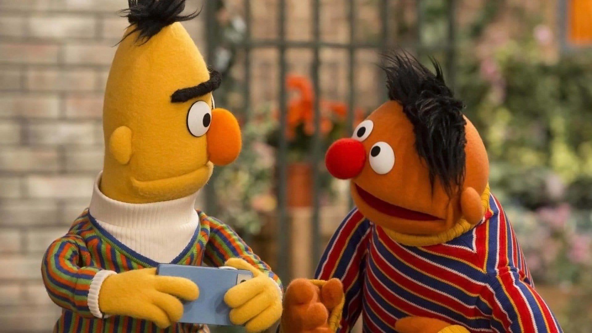 Sesame Street Season 45 :Episode 8  Ernie's Dance Video