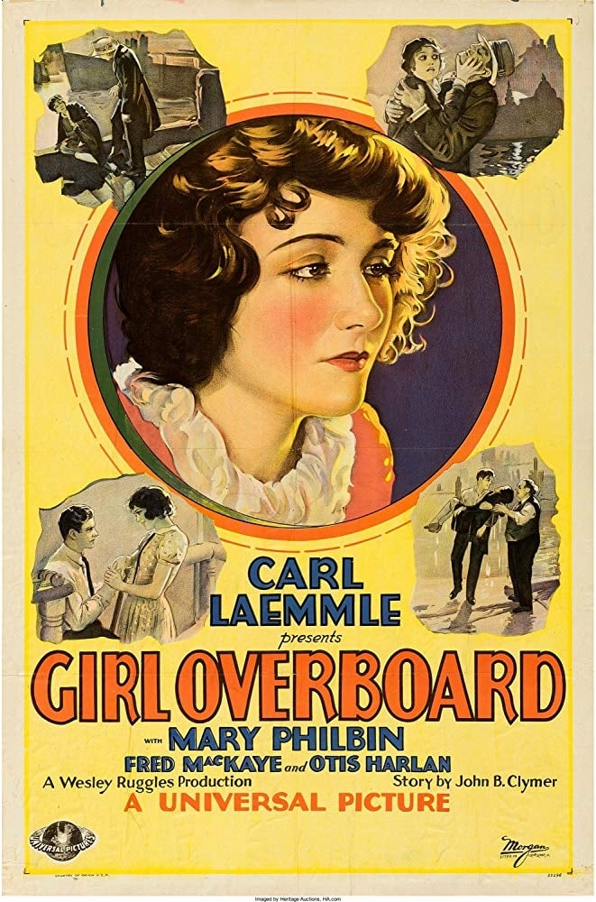 Girl Overboard (1929)