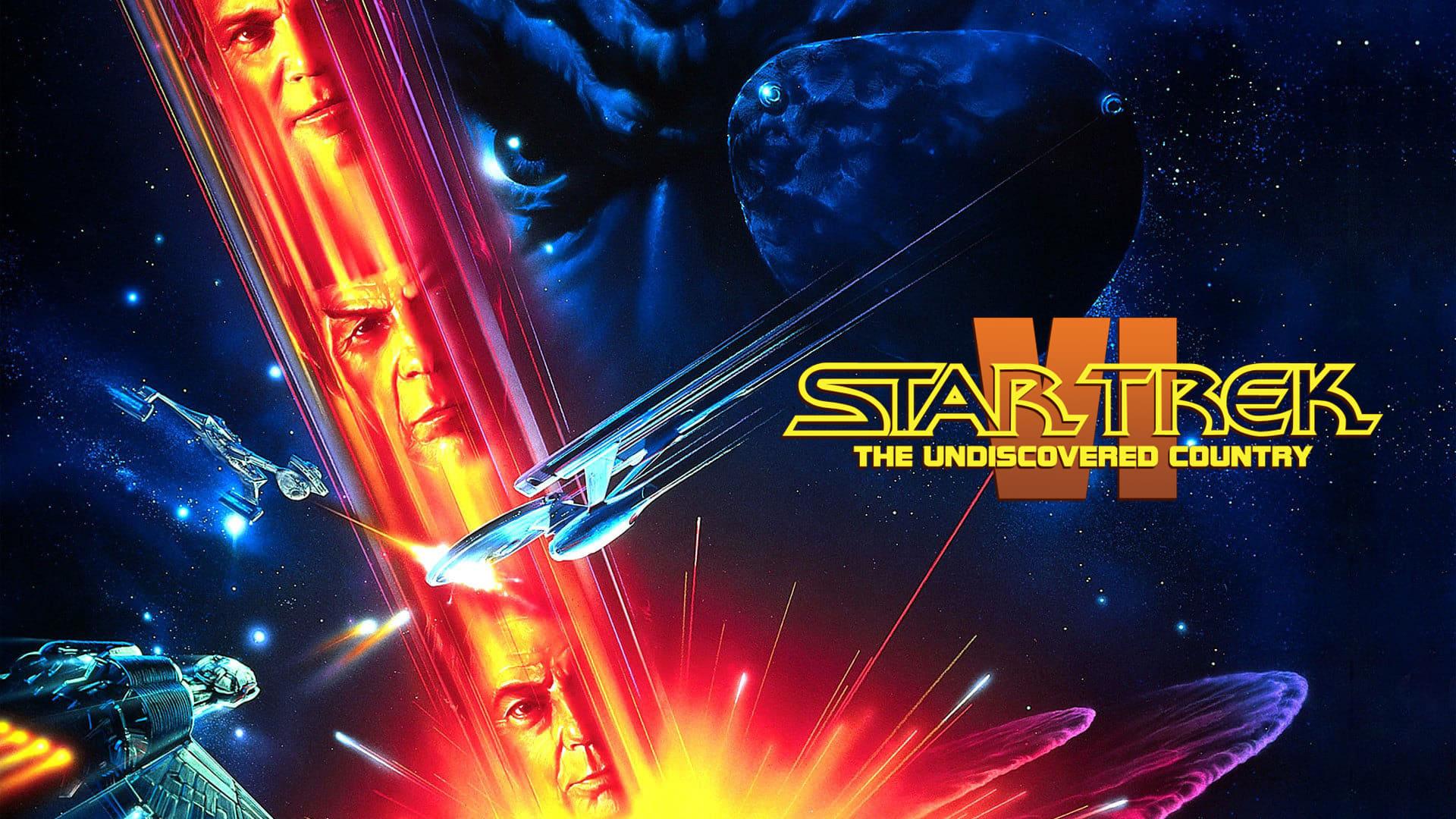 Viaje a las Estrellas 6: La tierra desconocida