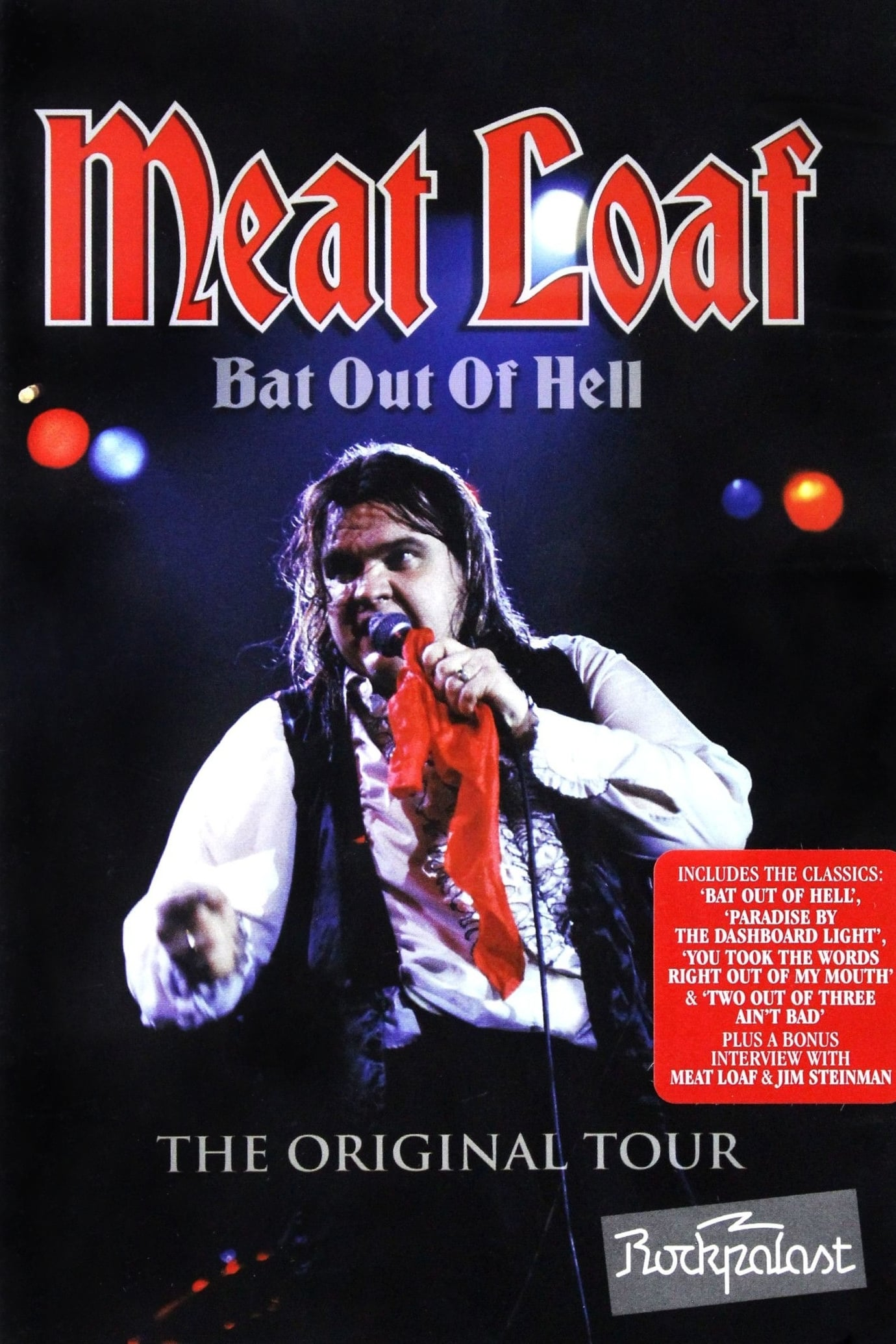 Meat Loaf: Bat Out Of Hell - The Original Tour (2009)