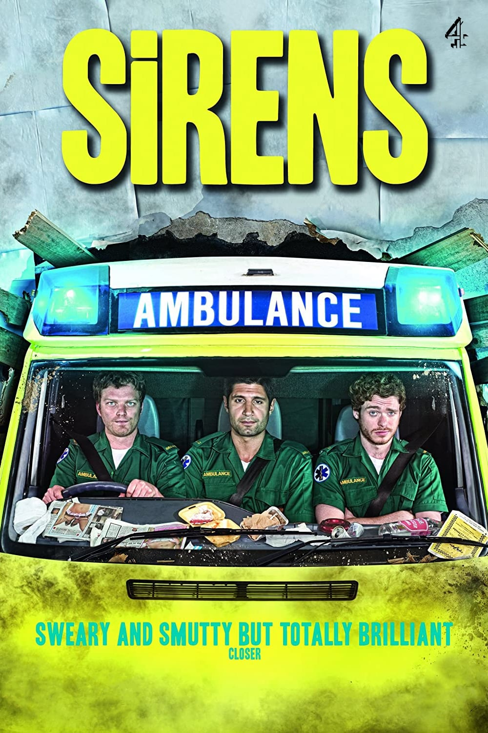 Sirens TV Shows About Northern England