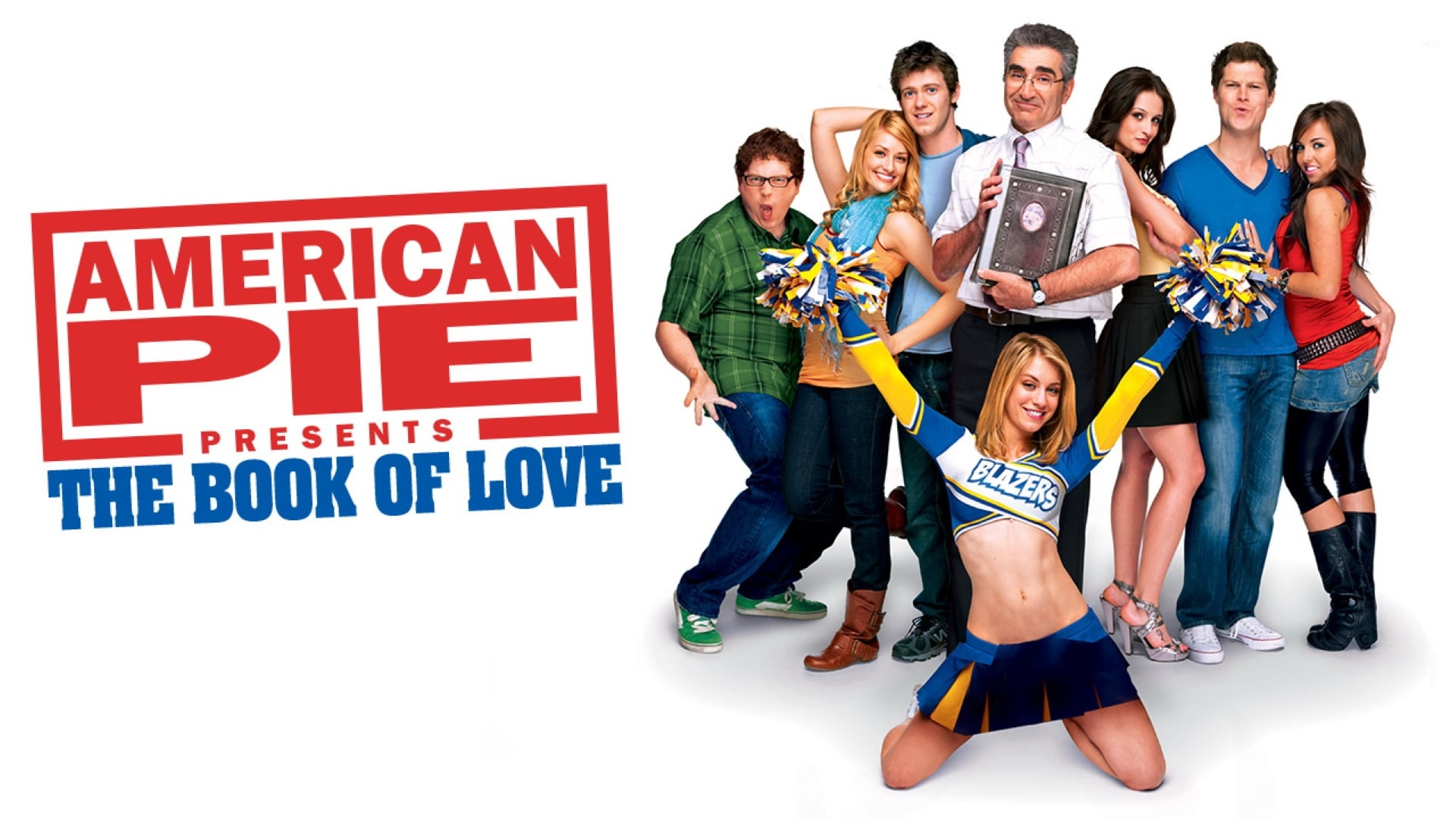Американски пай: Книгата на любовта