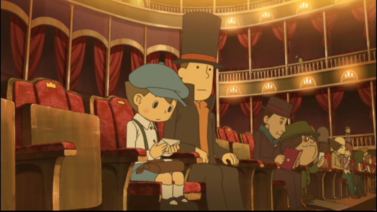 Watch Professor Layton And The Eternal Diva 2009 Full Movies Hd