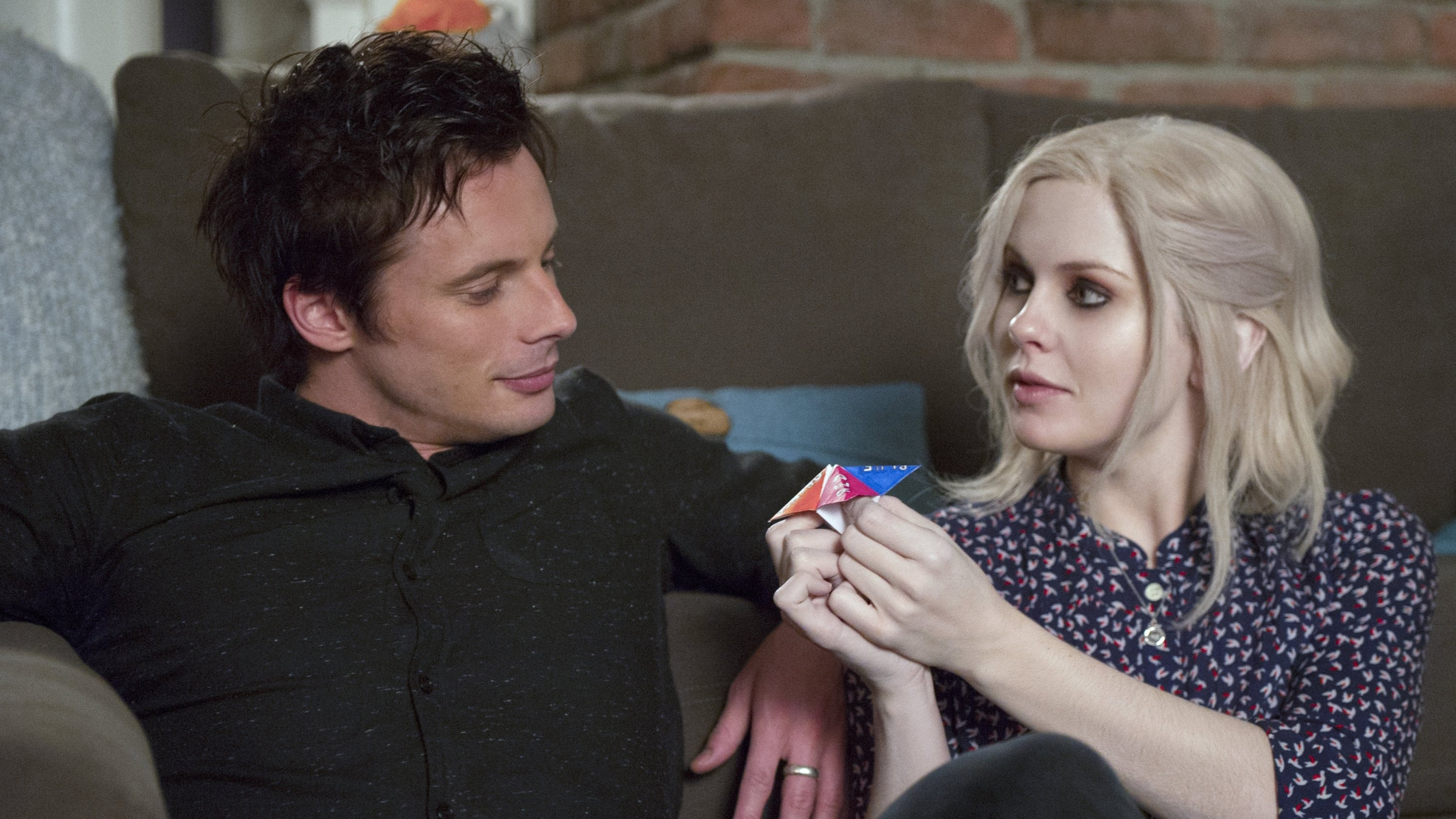 iZombie Season 1 :Episode 7  Maternity Liv