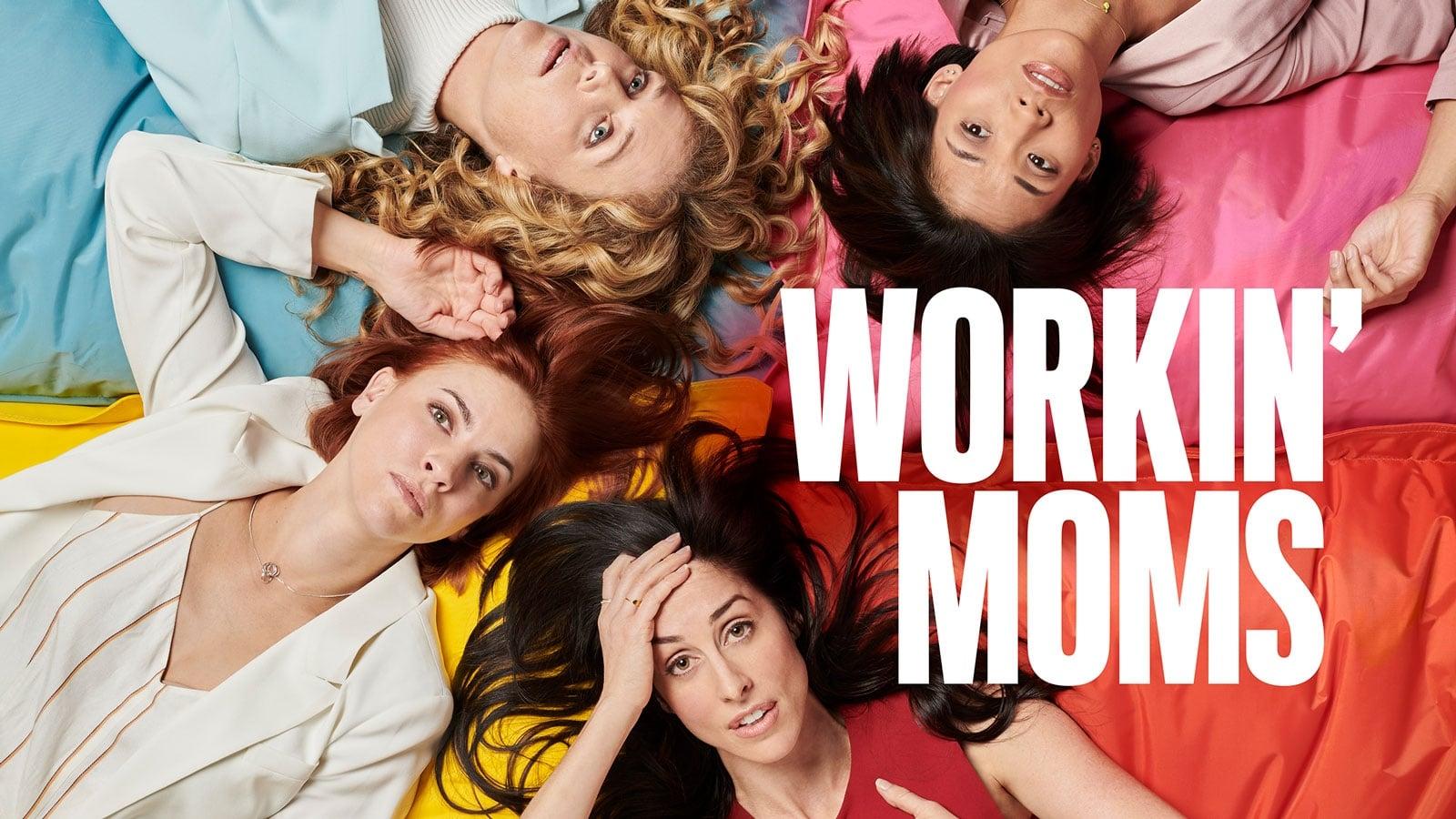 Netflix announces date fifth season Workin' Moms
