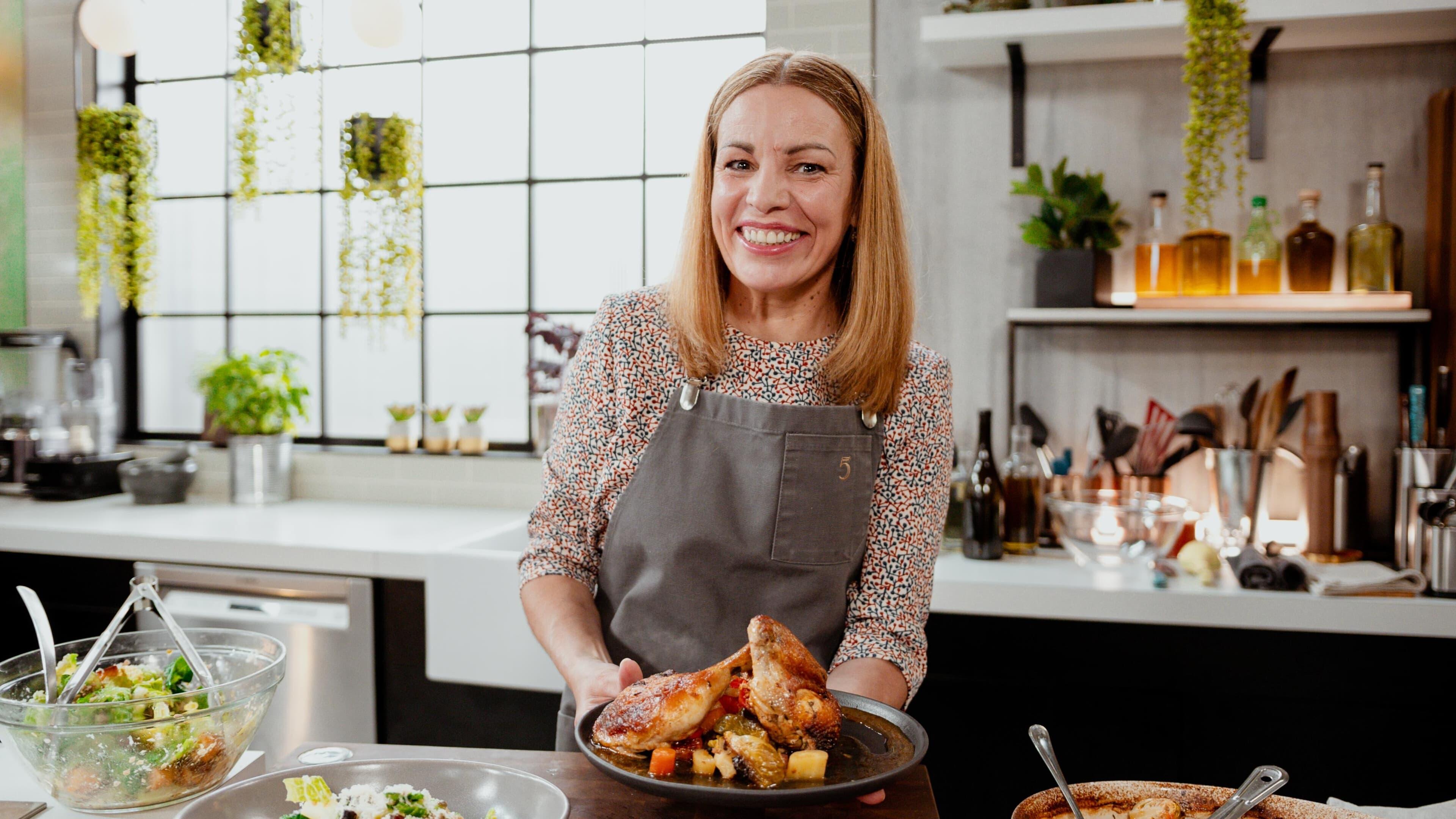 5 chefs dans ma cuisine Season 2 :Episode 9  Episode 9