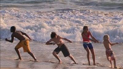 Die Strandparty