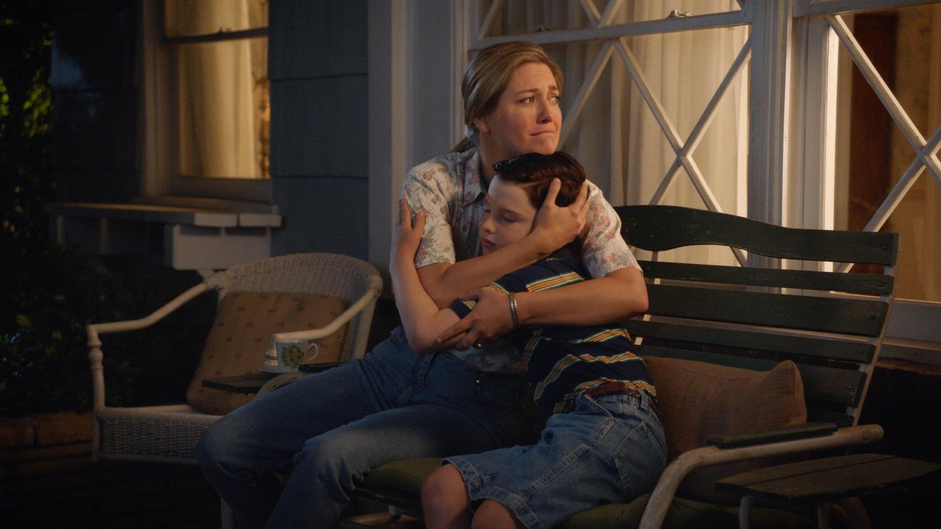 Young Sheldon Season 2 :Episode 3  Glaubenskrise, Oktopus-Aliens und die perfekte Mutter