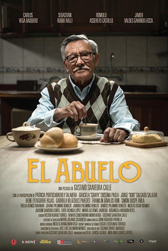 Ver El Abuelo Online HD Español (2015)