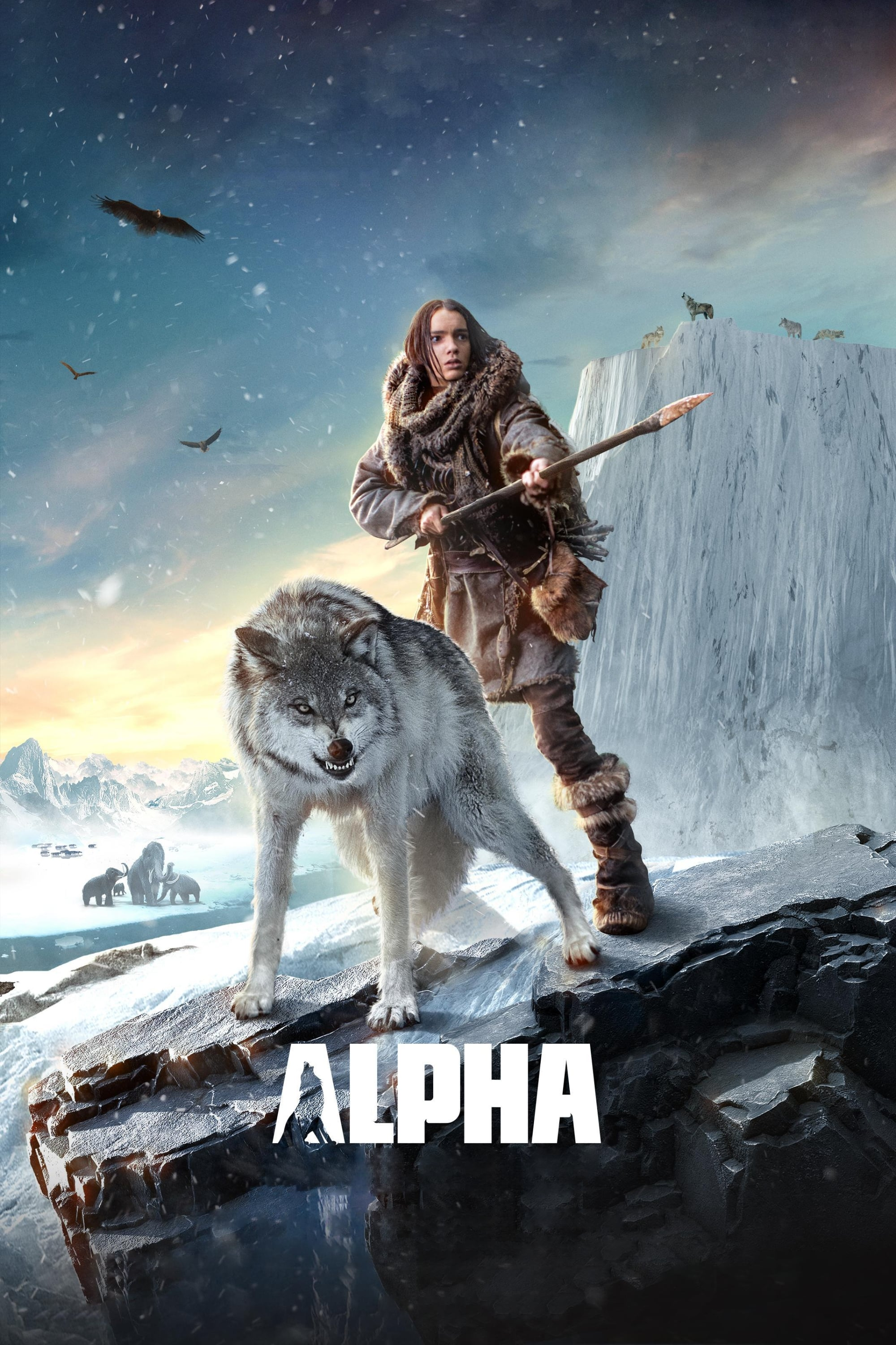 Alpha (2018) HD 1080P LATINO/INGLES