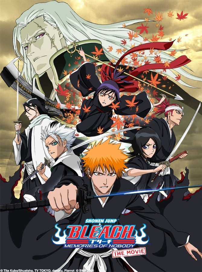 BLEACH THE MOVIE: MEMORIES OF NOBODY 123movies