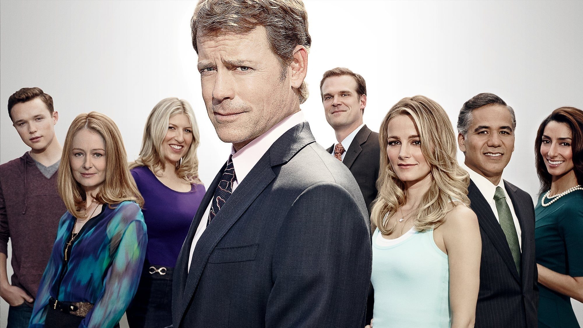 Greg Kinnear hoofdrol in nieuw drama 'Rake' van FOX