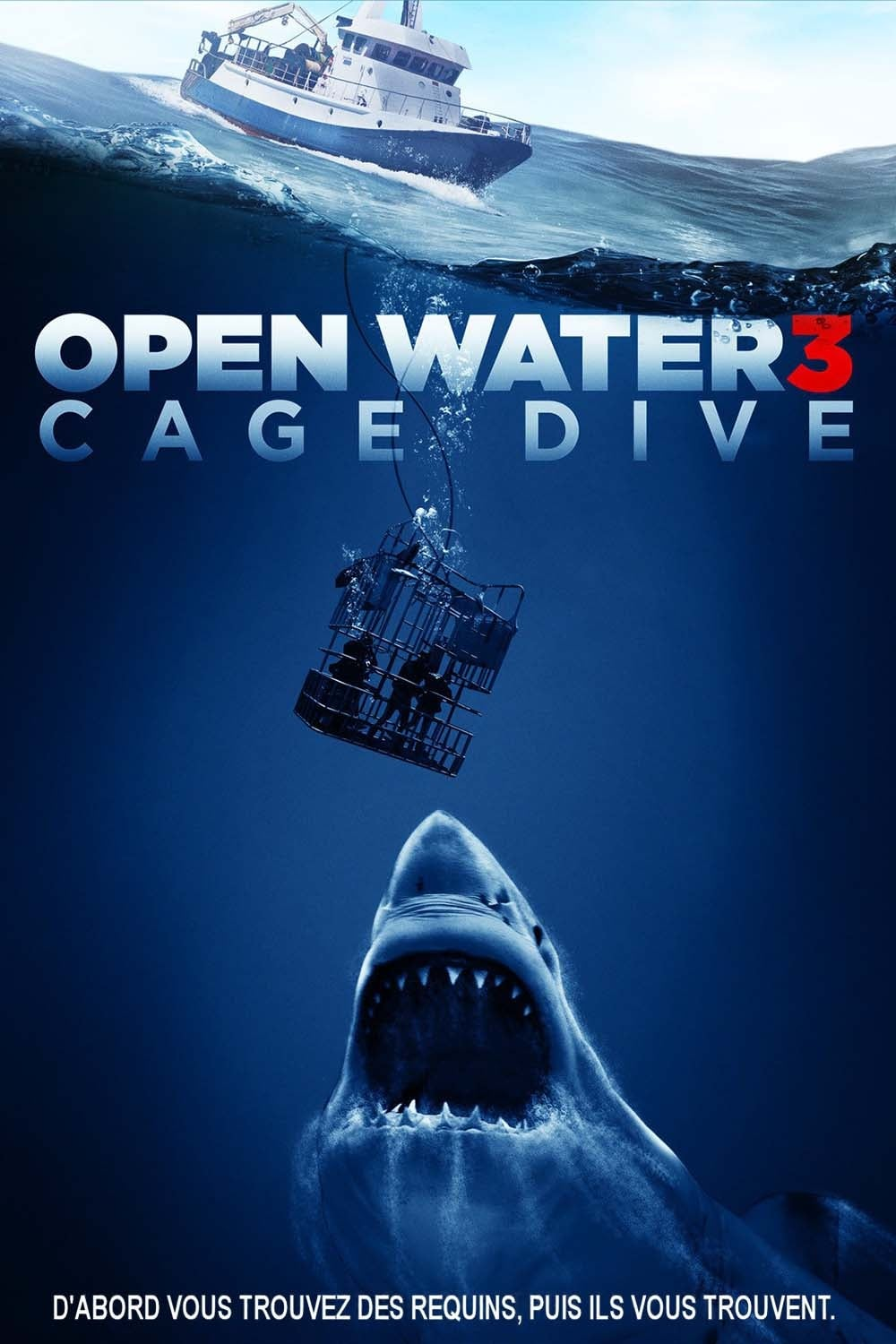 Cage Dive streaming sur zone telechargement