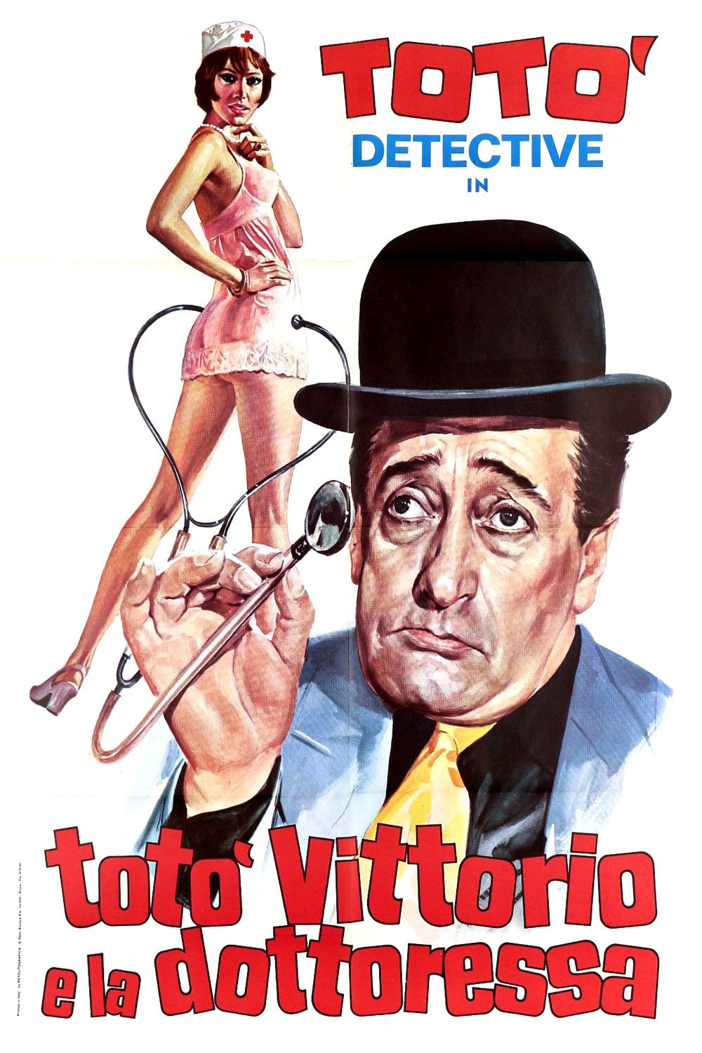 Totò, Vittorio and the Doctor (1957)