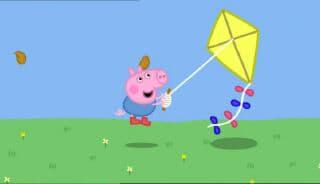 Peppa Pig Season 1 :Episode 14  Flying a Kite