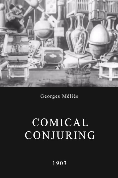 Comical Conjuring (1903)