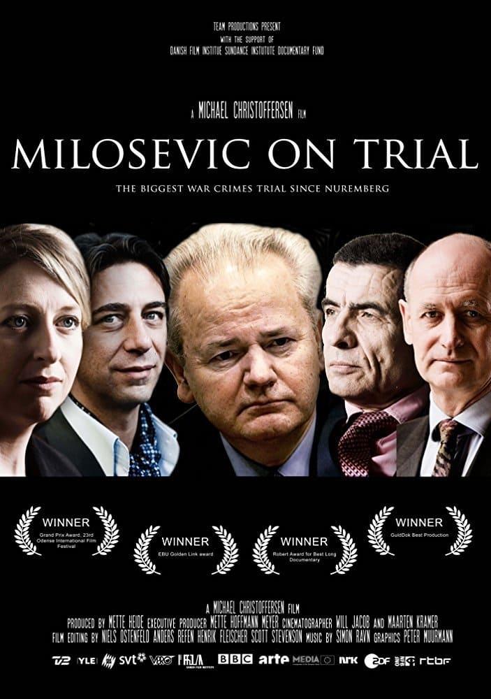 Ver Milosevic on Trial Online HD Español (2007)
