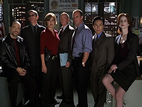 Law & Order: Special Victims Unit Season 6 :Episode 16  Ghost