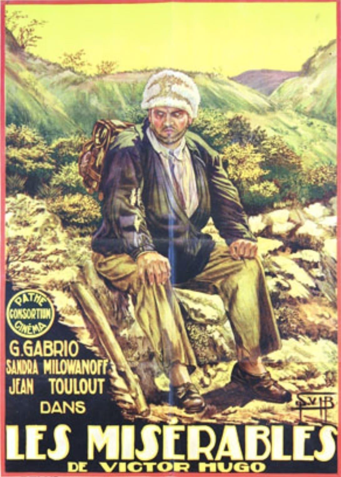 Les misérables (1925)