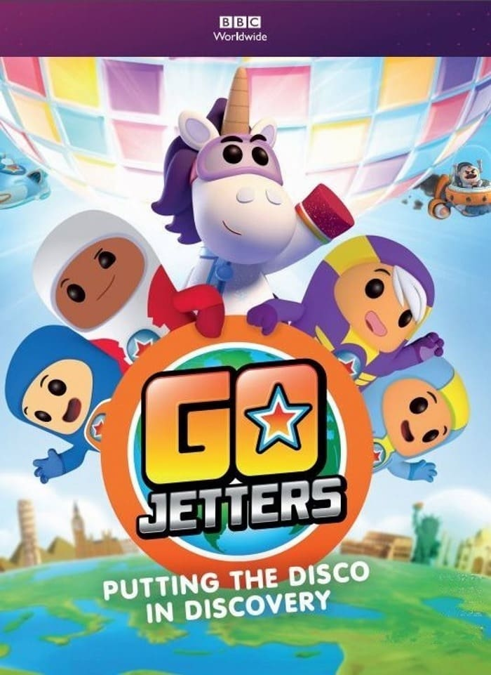 Go Jetters TV Shows About Superhero Team