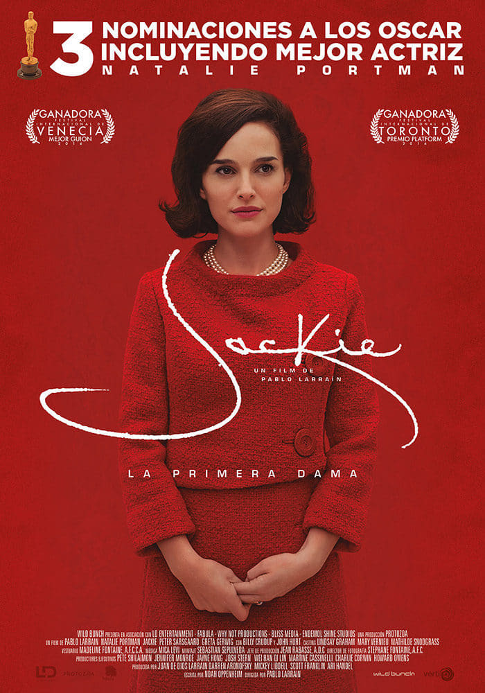 Poster and image movie Film Jackie - Jackie - Jackie (2016/V) -  2016