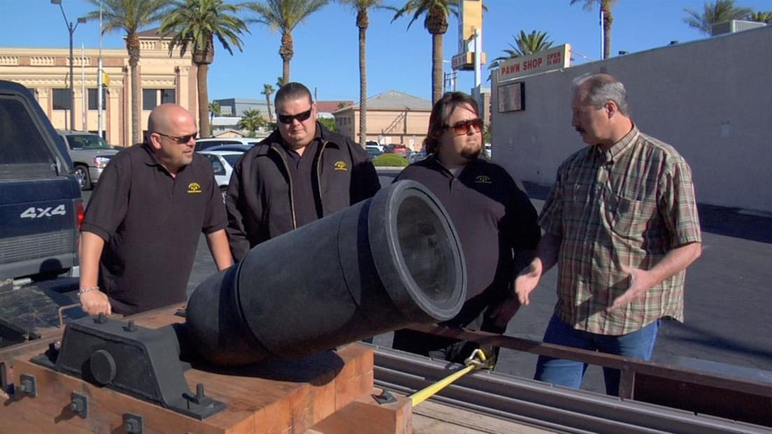 Pawn Stars Season 2 :Episode 29  Strike, Spare, BOOM