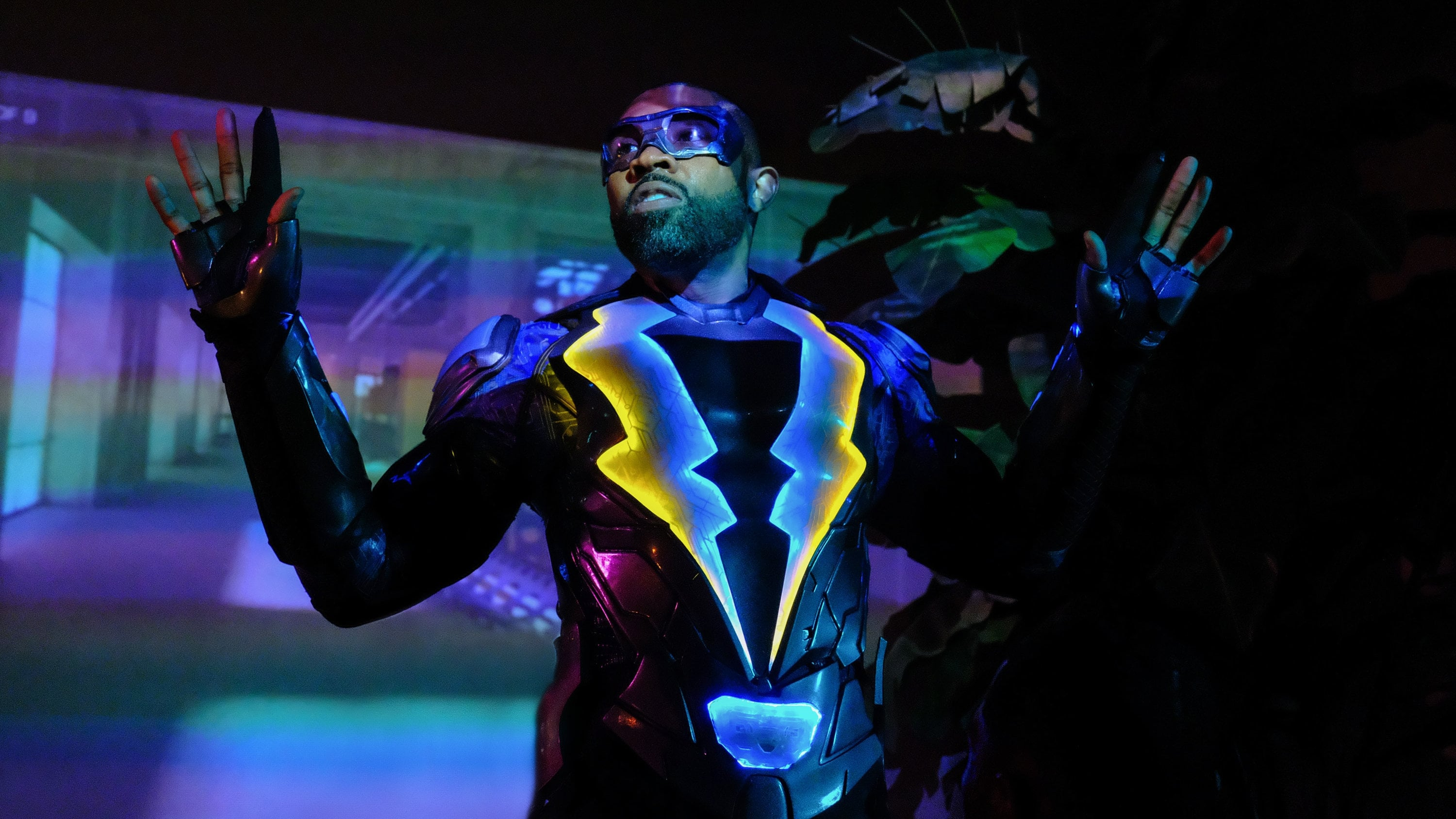 Black Lightning Season 1 :Episode 2  Lawanda: The Book of Hope