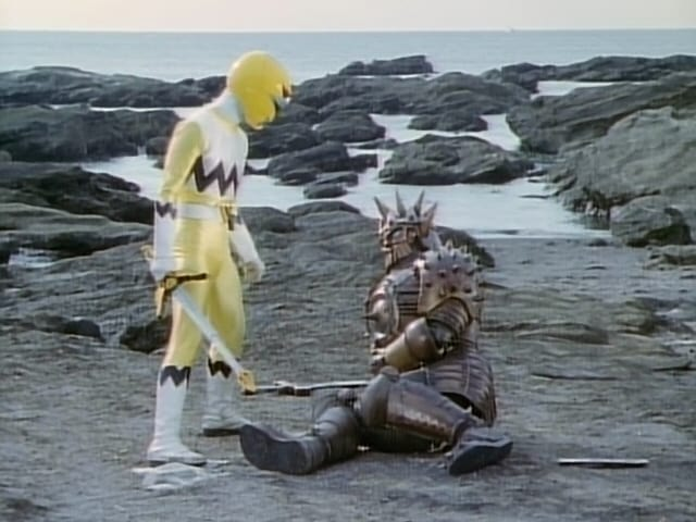Super Sentai Season 22 :Episode 40  The Sorrowful Monster