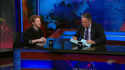 The Daily Show with Trevor Noah Season 15 :Episode 155 Seth Green