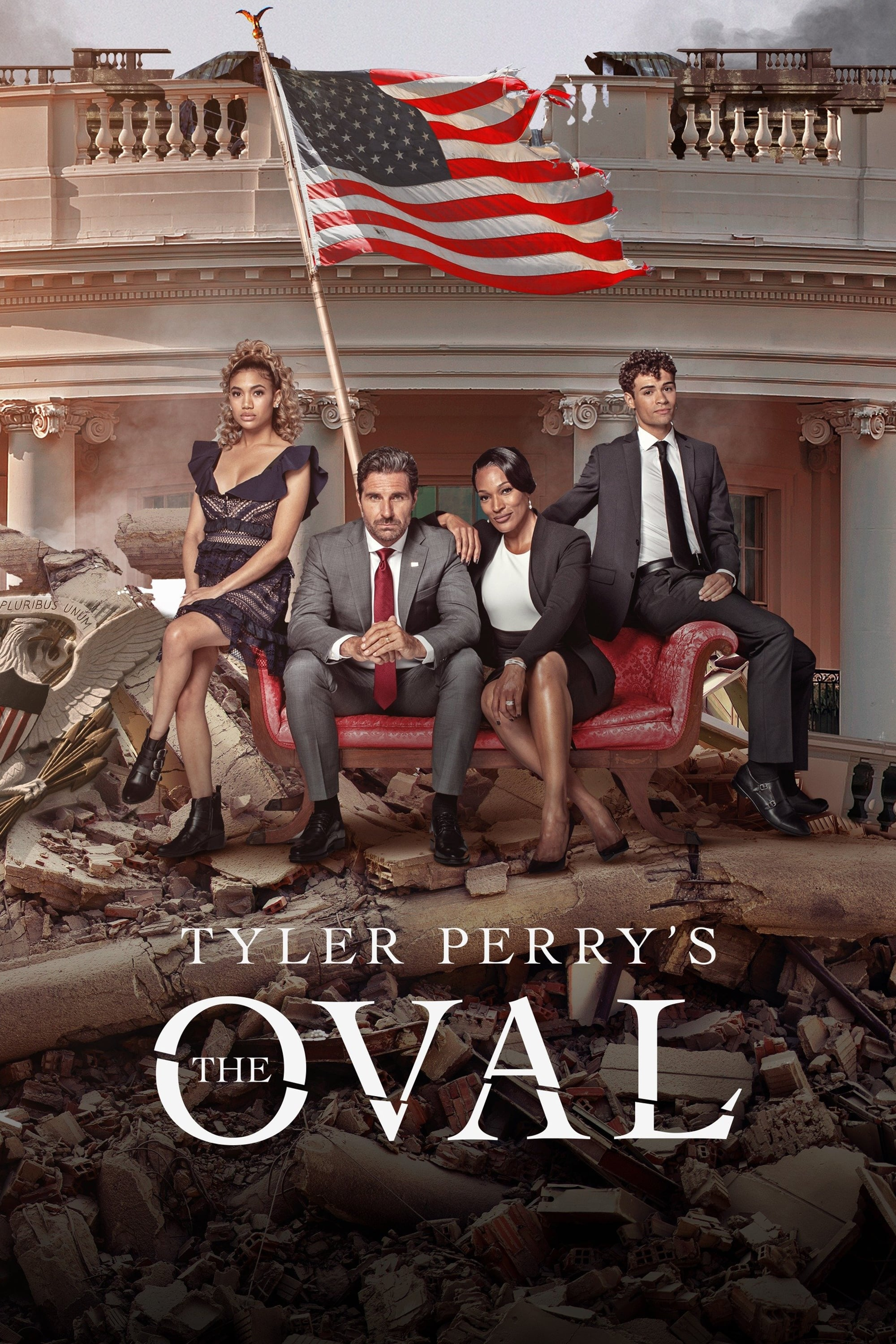 Tyler Perry's The Oval TV Shows About Politics