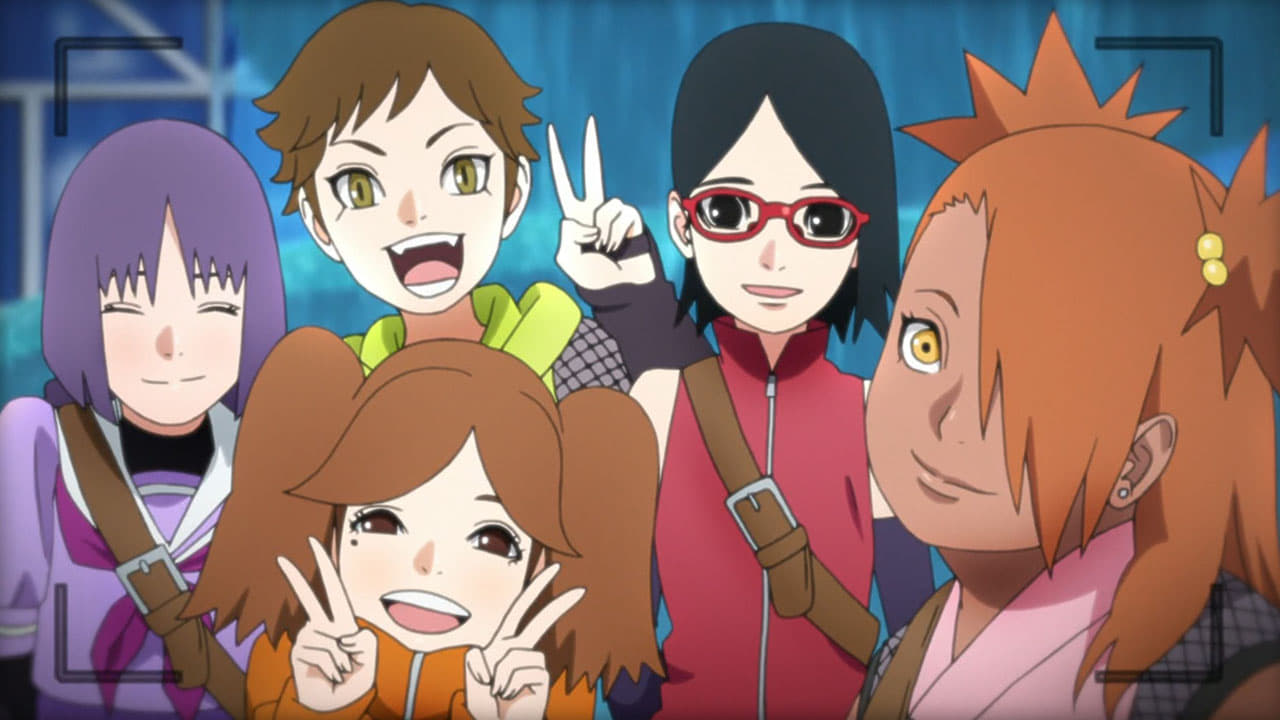 Boruto: Naruto Next Generations Season 1 :Episode 25  The Turbulent Field Trip