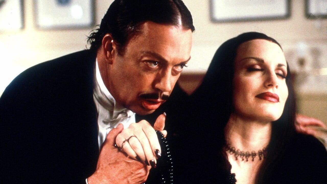 Porodica Adams na okupu (1998)