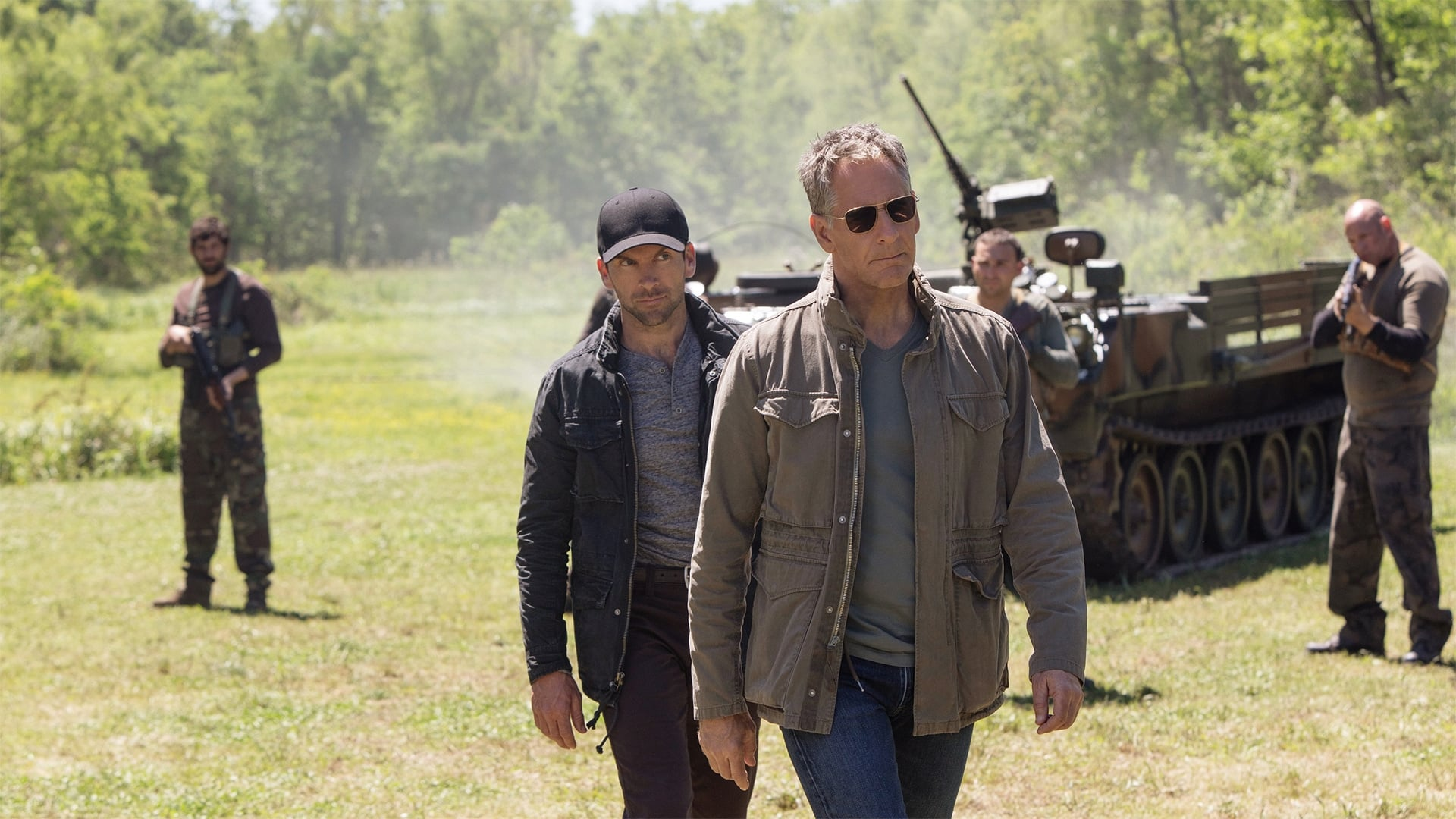 NCIS: New Orleans Season 5 :Episode 23  The River Styx, Part I
