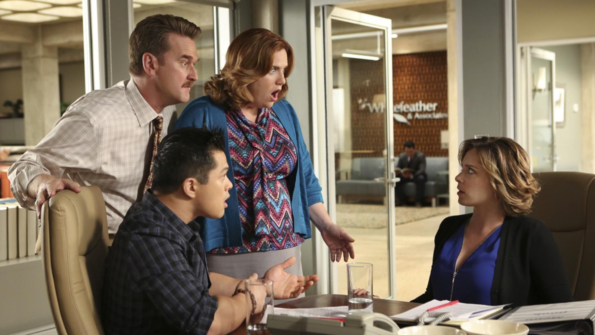 Crazy Ex-Girlfriend Season 1 :Episode 12  Josh and I Work on a Case!