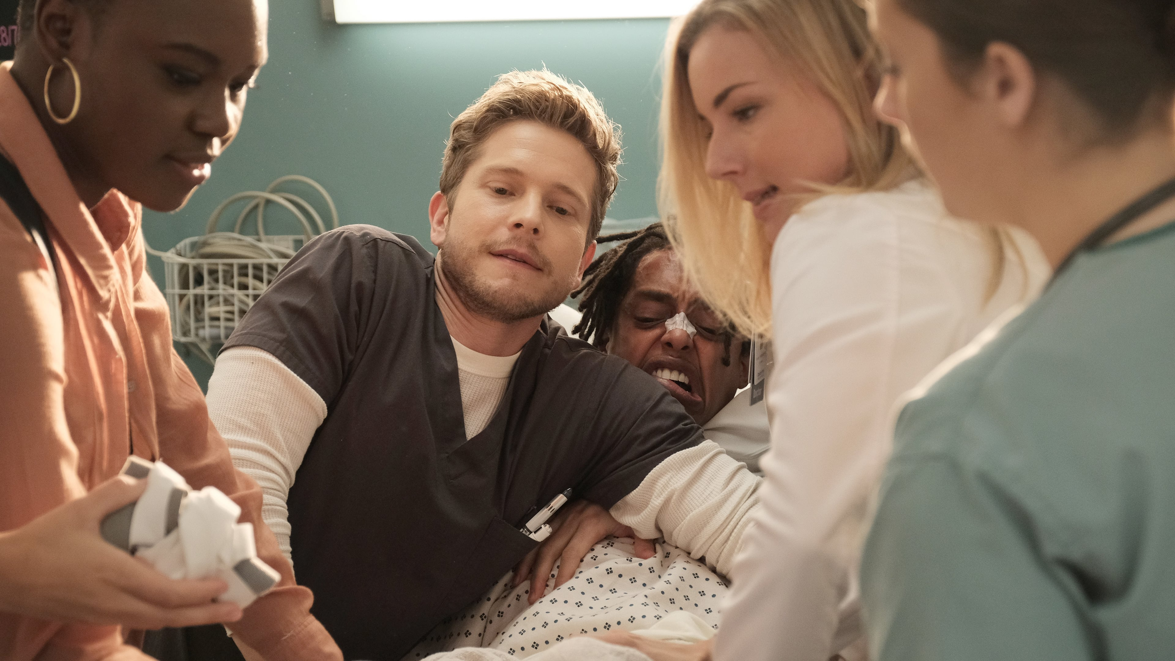 The Resident Season 1 :Episode 6  No Matter the Cost