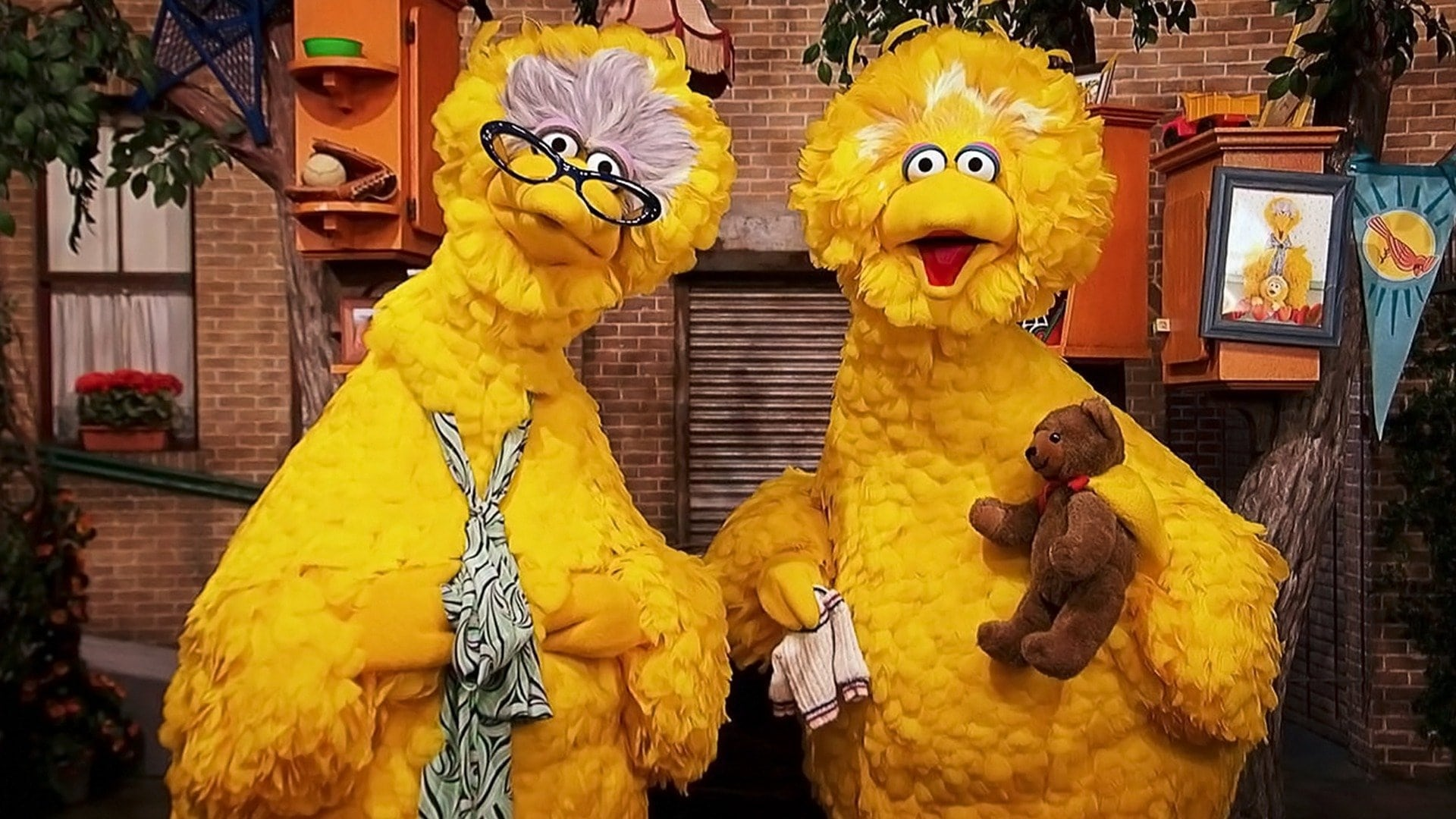 Sesame Street Season 48 :Episode 26  Grandparent's Day