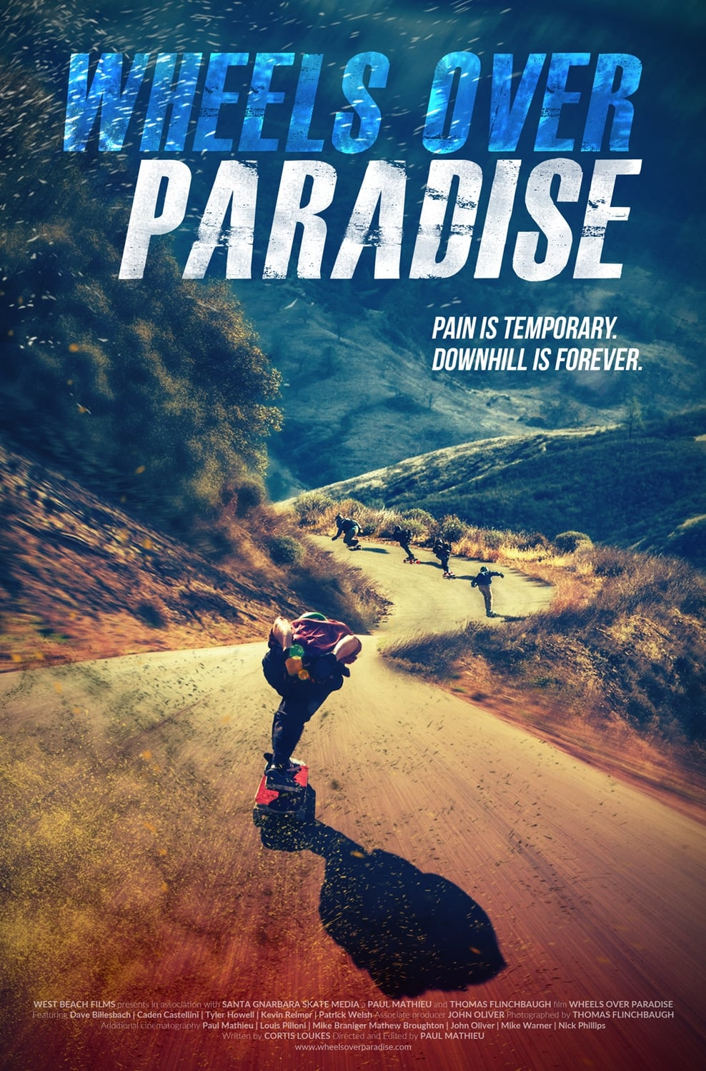 Wheels Over Paradise on FREECABLE TV