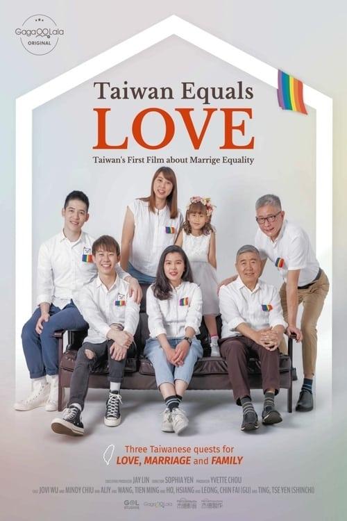 Taiwan Equals Love (2020)