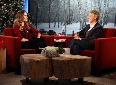 The Ellen DeGeneres Show Season 9 :Episode 60  Day #4 of 12 Days of Giveaways - Hilary Swank, Steve Jones