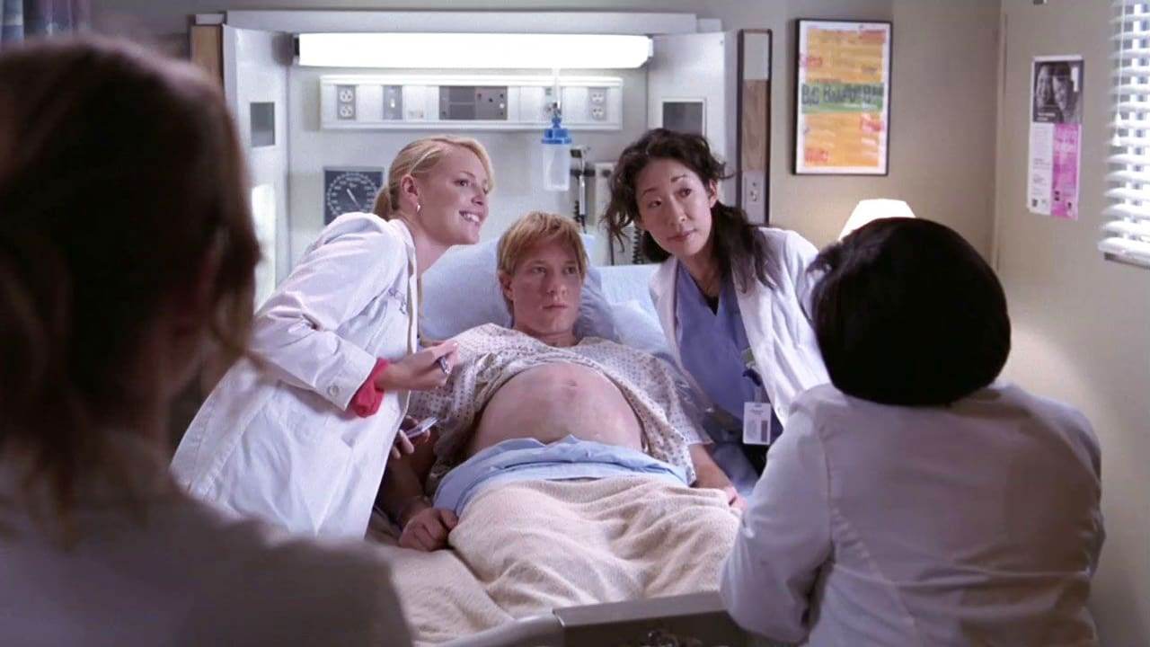 Grey's Anatomy Season 2 :Episode 7  Gerede
