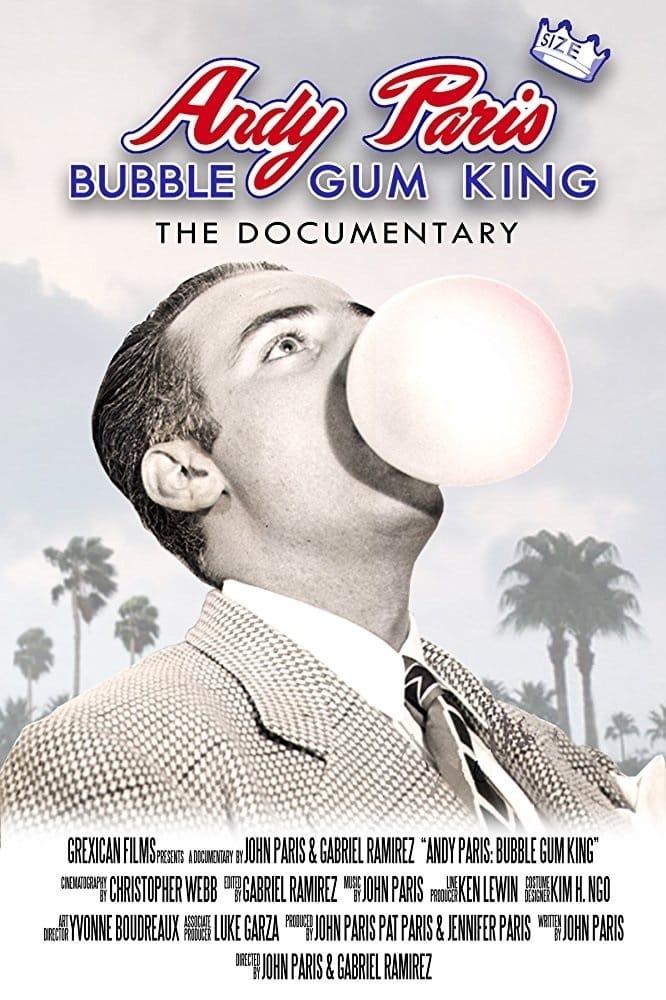 Ver Andy Paris: Bubblegum King Online HD Español (2011)