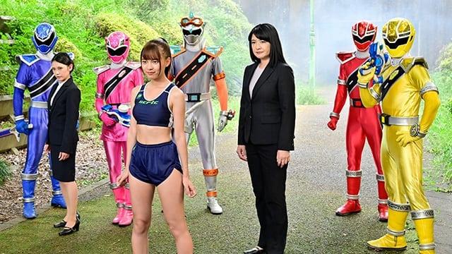 Super Sentai Season 44 :Episode 27  Runner in a Big Pinch
