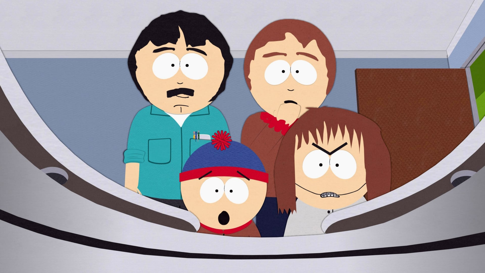 South Park Season 11 :Episode 9  More Crap