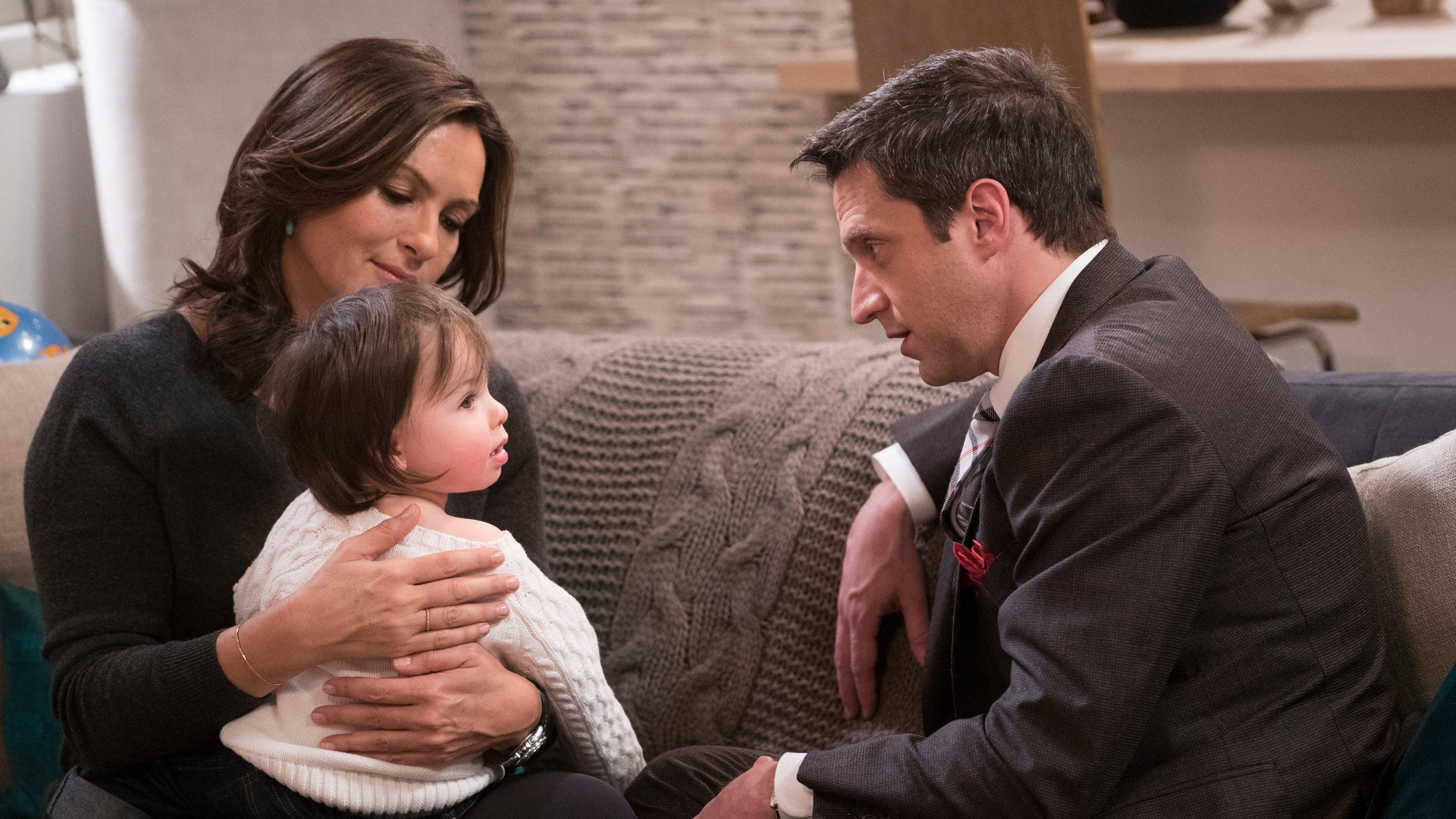 Law & Order: Special Victims Unit Season 16 :Episode 17  Parole Violations