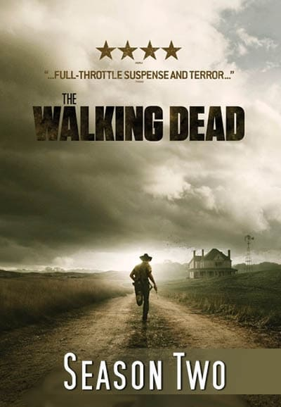 The Walking Dead (2011) [Temporada 2] [Completa] [Latino] [1 Link] [MEGA]