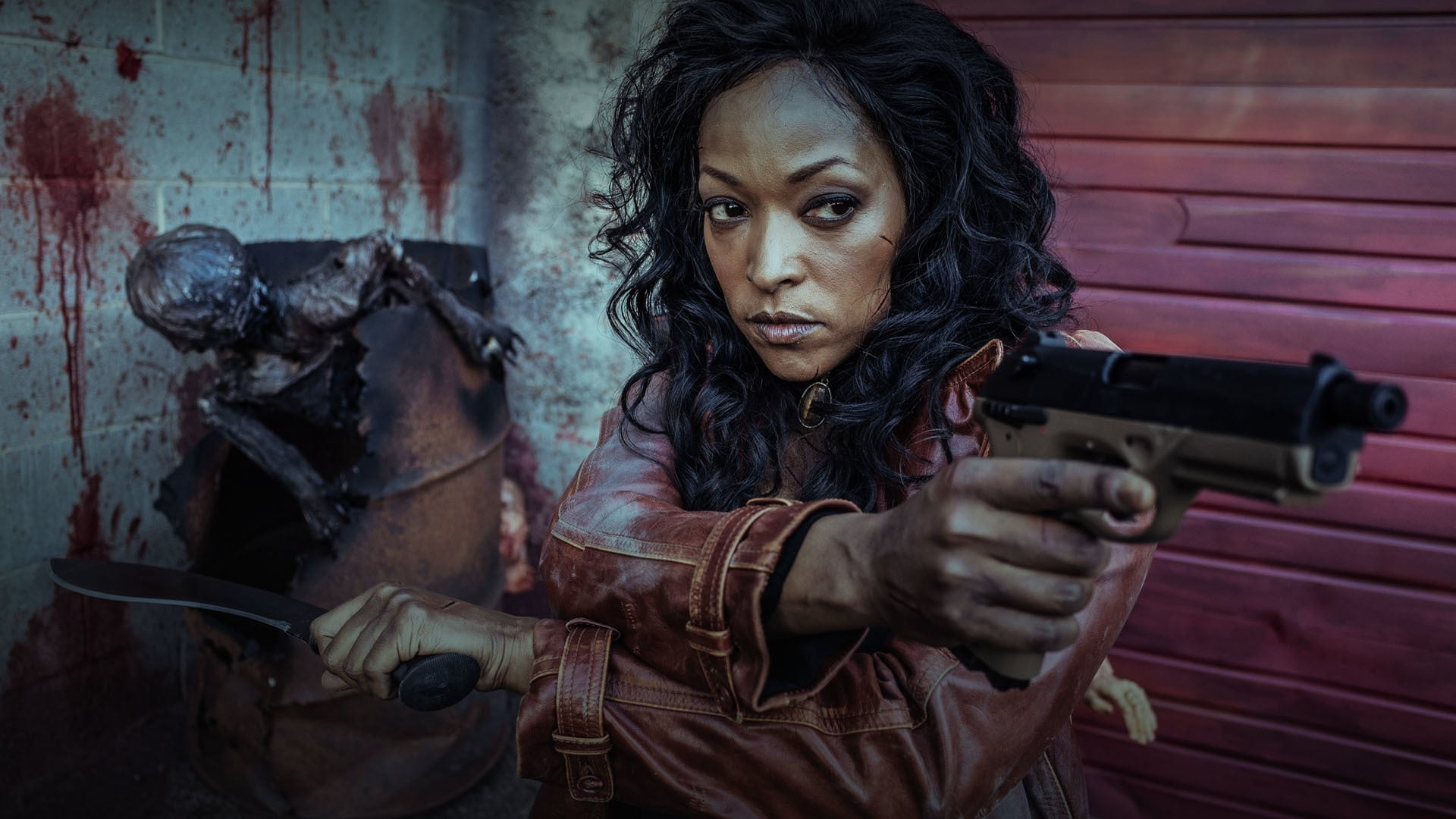 Z Nation Season 3 :Episode 9  Heart of Darkness