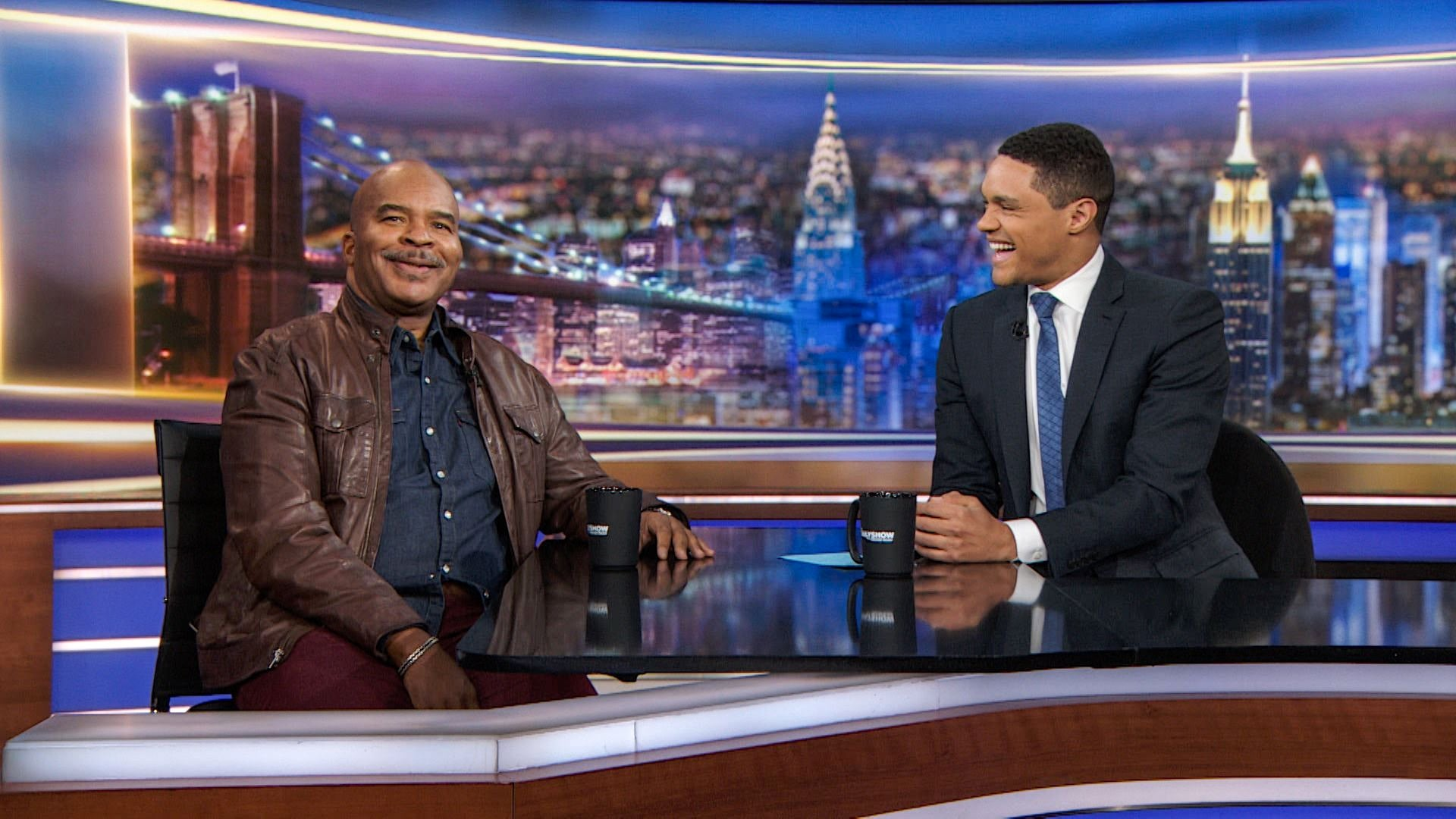 The Daily Show with Trevor Noah Season 25 :Episode 45  David Alan Grier