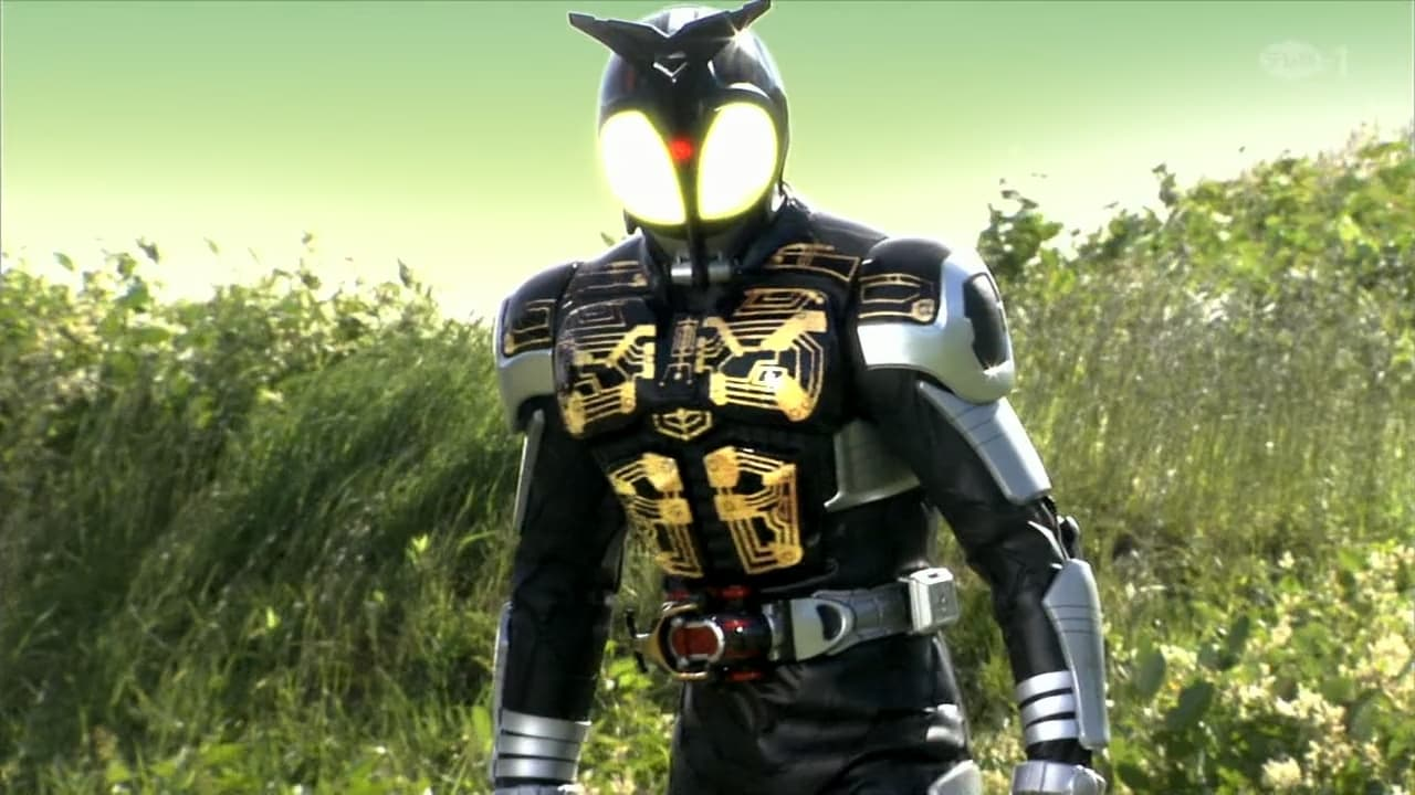 Kamen Rider Season 16 :Episode 39  A Formidable Opponent, Black Kabuto